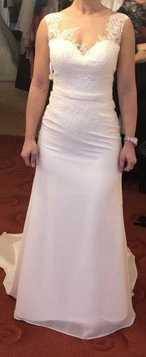 Brautkleid, Gr. 36, elegant