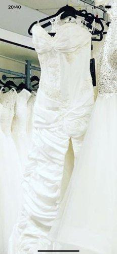 altea Suknia ślubna biały
