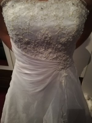 Ladybird Vestido de novia blanco