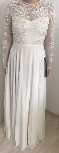 Asos Wedding Dress white