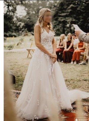 Suknia ślubna Wielokolorowy