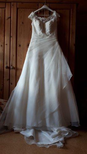 Weise Wedding Dress white polyester
