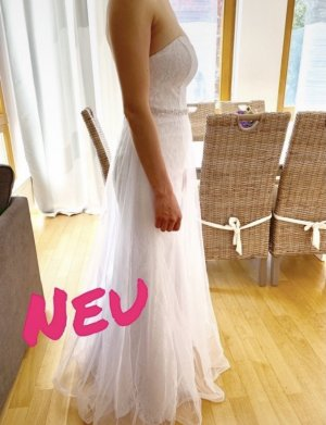 JJs House Suknia ślubna biały
