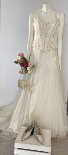 Ladybird Wedding Dress cream-natural white