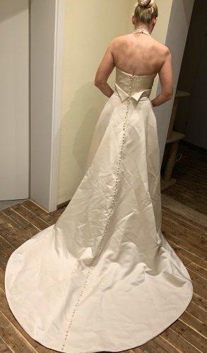 Brautkleid Hochzeitskleid Gr 38 A Linie