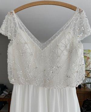 Brautkleid / Hochzeitskleid im Boho-/Vintagestil