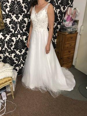Mascara Suknia ślubna biały