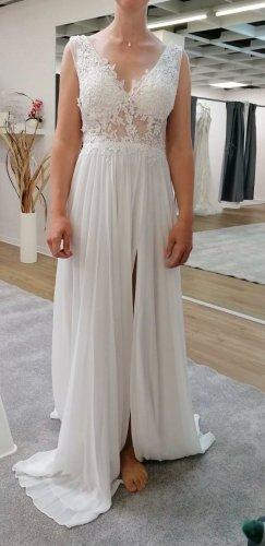 Brautkleid/Hochzeitskleid Ivory
