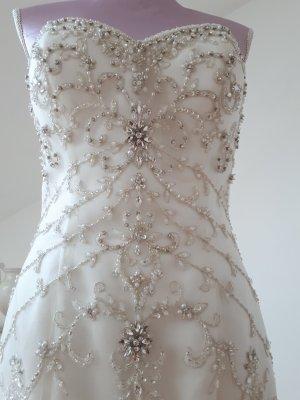 ♡Brautkleid / Hochzeitskleid ♡ Meerjungfrau - Strass - Glitzer ♡