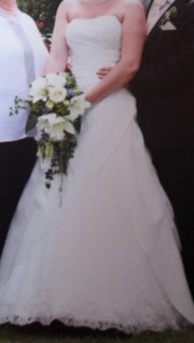 unbekannte Robe de mariée blanc