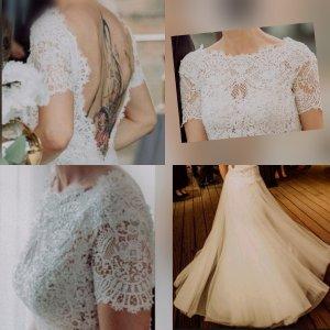 Rosa Clara Robe de mariée multicolore