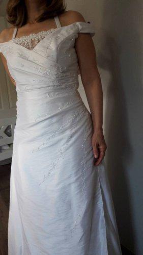 Brautkleid Hochzeitskleid weiß Gr. 38 von Lohrengel