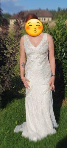 Brautkleid/Hochzeitskleid - Weiß - NEU