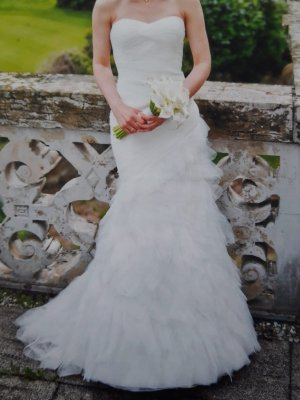 Brautkleid Hochzeitskleid White one Barcelona