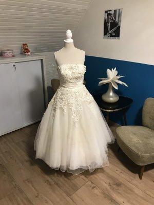 Brautkleid im Stil der 50er / Rockabilly
