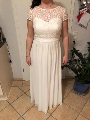 Brautkleid ivory