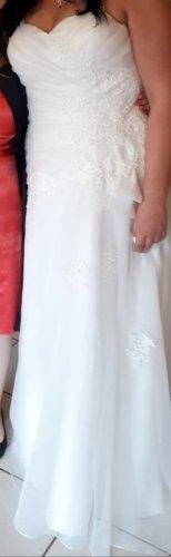 Brautkleid Kleemeier