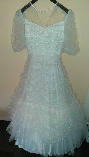 markenlos Abito da sposa bianco Tessuto misto