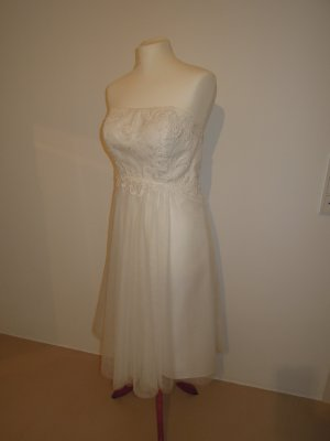 Valérie Suknia ślubna biały-w kolorze białej wełny