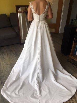 Lilly Wedding Dress white