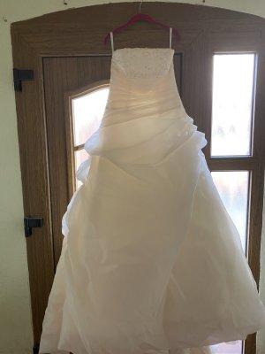 AIRE Suknia ślubna kremowy