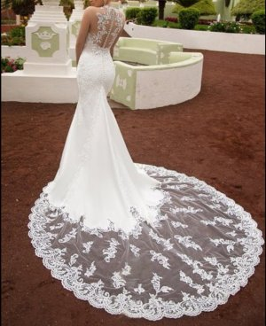 Naviblue Robe de mariée blanc