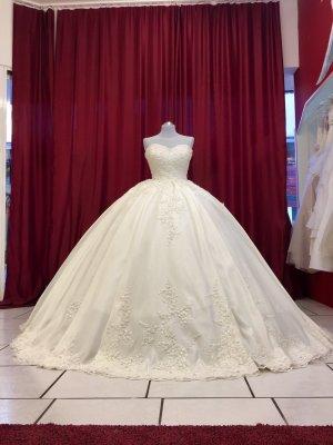 Robe de mariée blanc