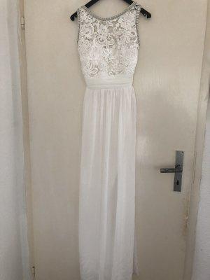 Eva & Lola Wedding Dress white