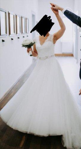 Brautkleid Prinzessin / A-Linie