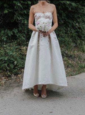 Handarbeit Bruidsjurk veelkleurig