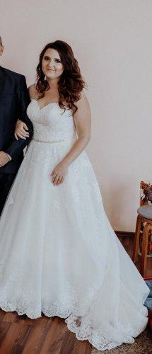 Stella York Suknia ślubna Wielokolorowy