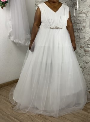 C.A.N.D.A Collection at C & A Abito da sposa bianco sporco