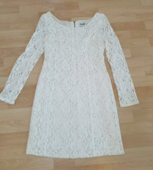 Alice by Temperley Lace Dress white-cream