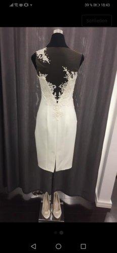 Tarik Ediz Wedding Dress white