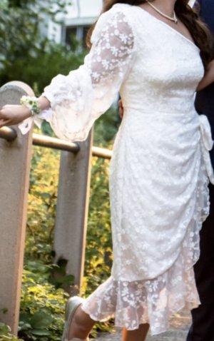 Brautkleid, Standesamtliche Hochzeit, Cocktailkleid