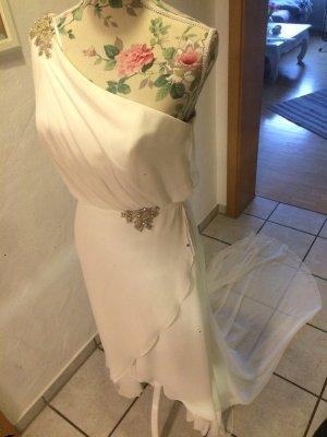Brautkleid Traumkleid Standesamt Größe 36 zum Schnäppchenpreis