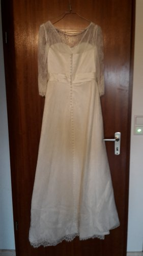 Brautkleid  Vintagestil
