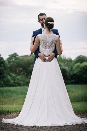 Brautkleid von Lilly Gr. 36