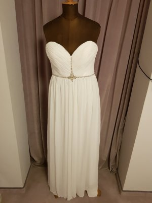 Brautkleid / weißes Ballkleid