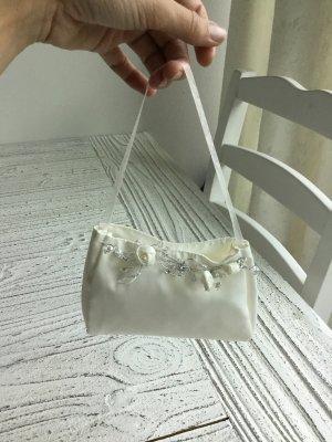 Mini sac blanc cassé