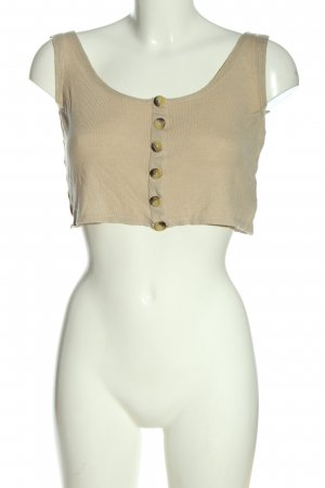 Brave Soul Cropped Top