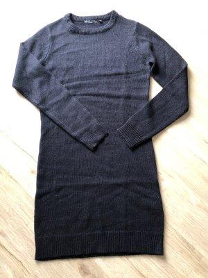 Brave Soul Robe en maille tricotées noir
