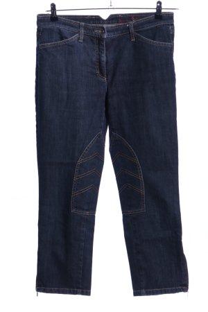 Brax 3/4 Jeans blau Casual-Look