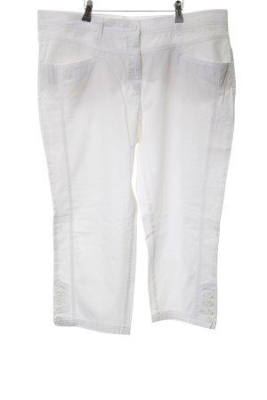 Brax 3/4 Jeans weiß Casual-Look