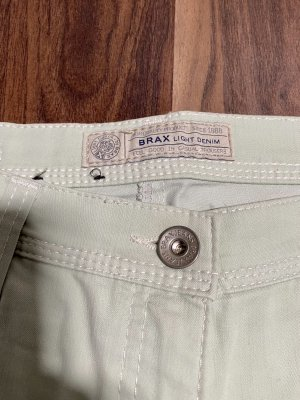 Brax Jeans 3/4 gris vert