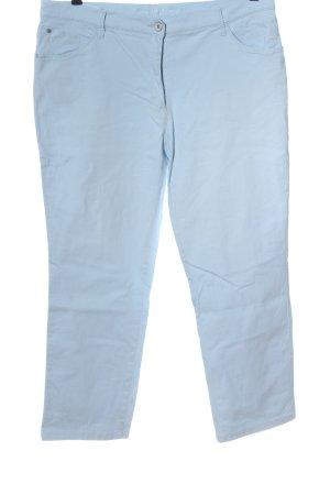 Brax 7/8-Hose blau Casual-Look
