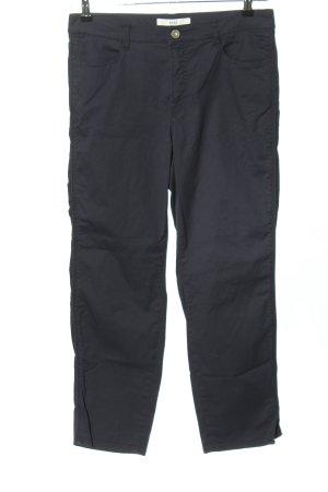 Brax Pantalone a 7/8 blu stile casual