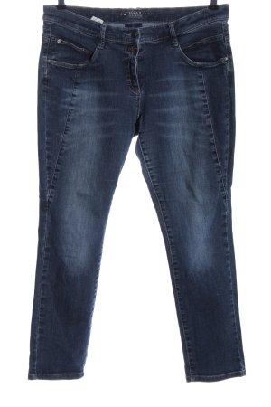 Brax Jeans 7/8 bleu style décontracté