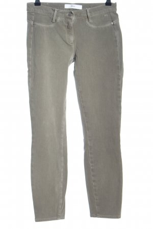 Brax Jeans a 7/8 cachi stile casual