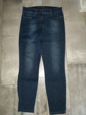 Brax Pantalon strech bleu
